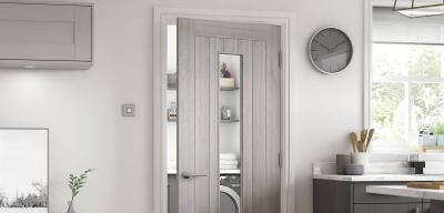 Colours & Internal Doors Solid Glazed \u0026 Unglazed | LPD Doors