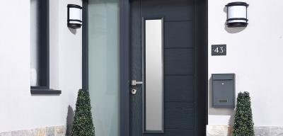 GRP & External Oak GRP u0026 Hardwood Residential Doors | LPD Doors