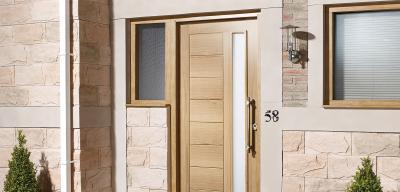 Oak & External Oak GRP u0026 Hardwood Residential Doors   LPD Doors