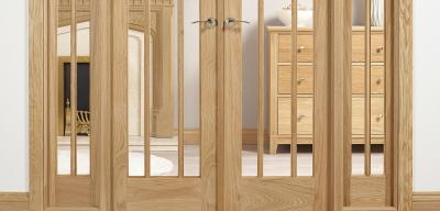Internal French Pairs Room Dividers LPD Doors