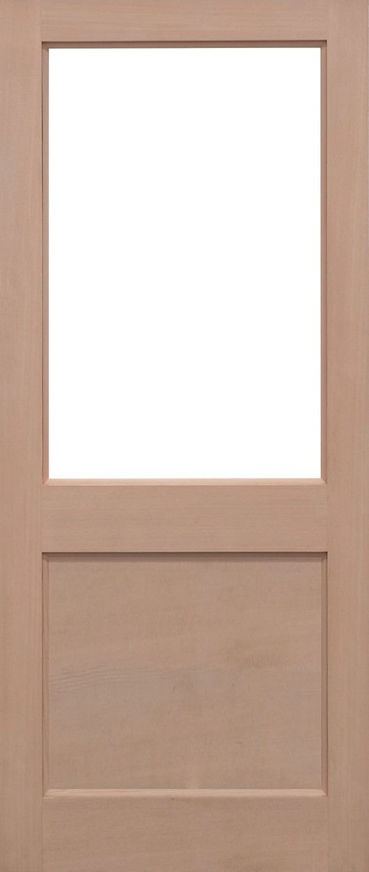 Hemlock 2XG Unglazed & Hemlock 2XG Unglazed | LPD Doors