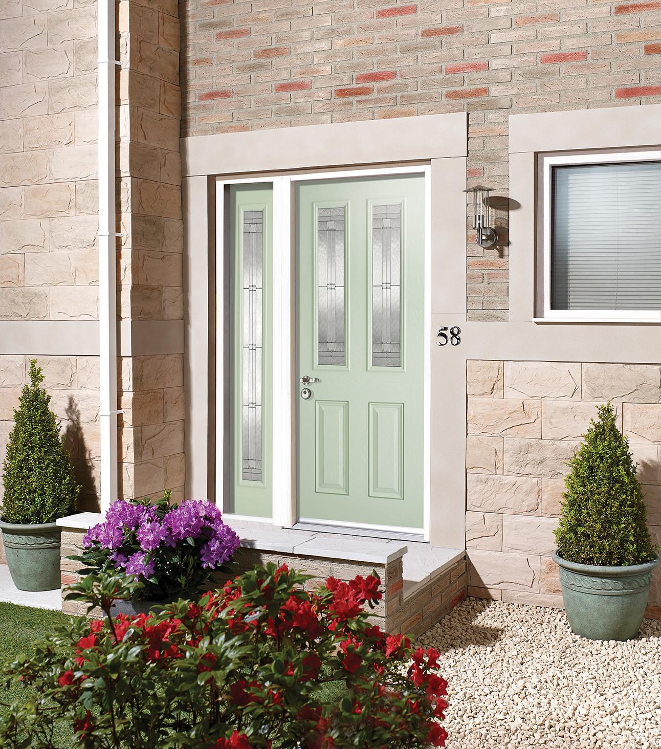 GRP Malton Green Glazed 2L