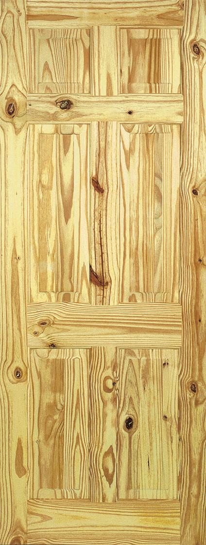 Knotty Pine 6P