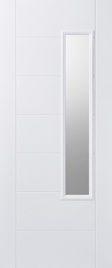 GRP Newbury White Glazed 1L