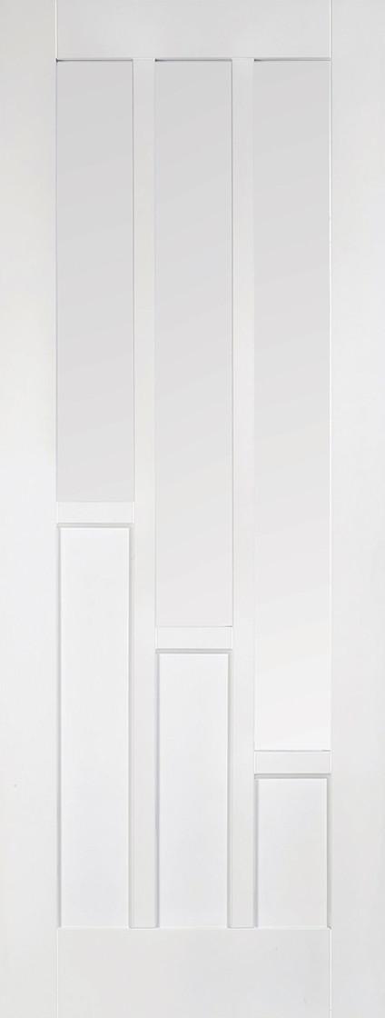 White Coventry Glazed 3L