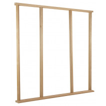 Door Frame Universal Oak Type External