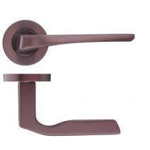 Ironmongery Carina Rose Bronze Handle Hardware Pack