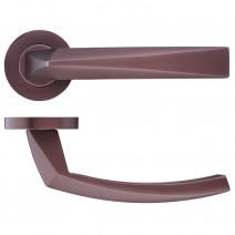 Ironmongery Hercules Rose Bronze Handle Hardware Pack