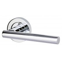 Ironmongery Hyperion Polished Chrome Handle Hardware Pack