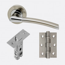 Ironmongery Mercury Handle Hardware Pack