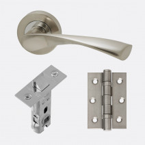 Ironmongery Solar Handle Hardware Pack