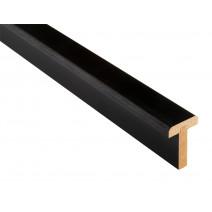 Primed Black T-Lip 35mm