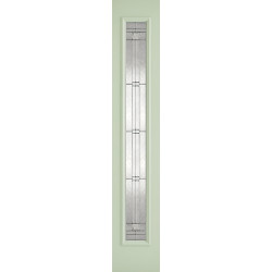 GRP Sidelight Green Glazed 1L Elegant