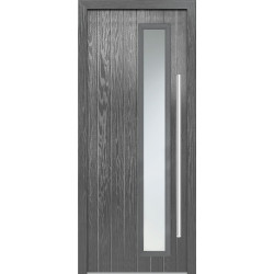 Shardlow Grey Glazed Door Set