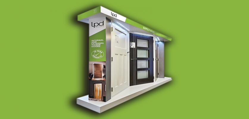 For Sales Success Use Our Display Stands Lpd Doors