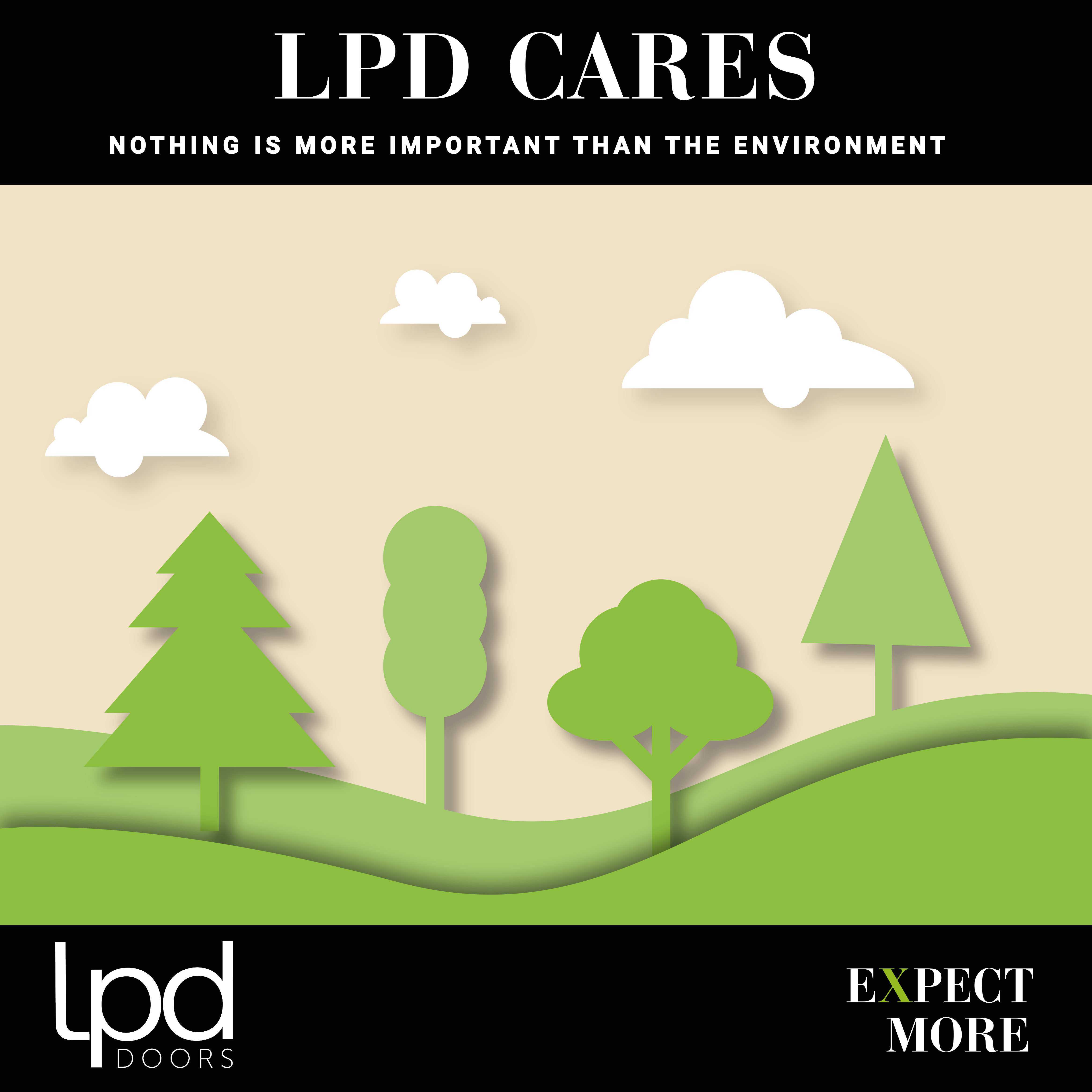 LPD and the environment-LPD Cares