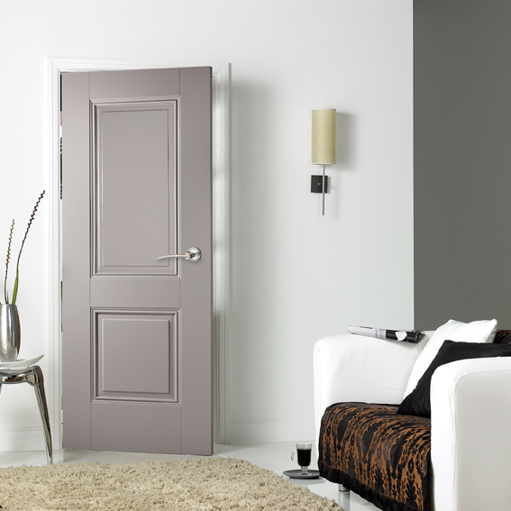 Arnhem Light Grey & 100% Design | LPD Doors