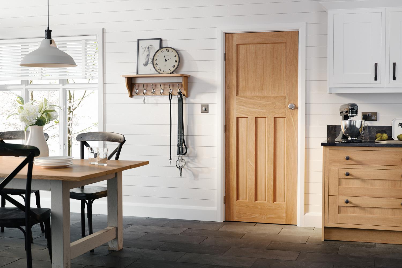 Oak DX 30 Internal Door